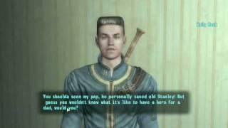 Fallout 3 - Wally Mack's Last Mistake (SPOILER WARNING)