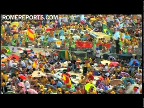 WYD Madrid 2011 numbers  354 million euros profit for Spain and 1 5 million participants