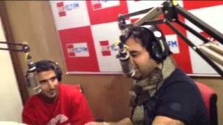 getlinkyoutube.com-Big 92.7 Fm  Kashmir , Rj Nasir interviews Haze Kay (first rapper from Kashmir) .