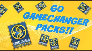 Madden Mobile 16 | FINALLY! 60 GAMECHANGERS PACK OPENING!