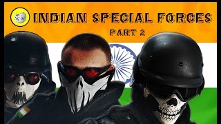 Indian Special Forces - India's Elite (Part 2)