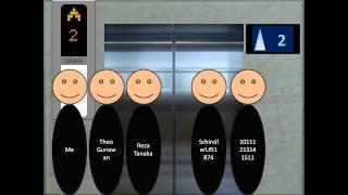 (Animated for Theo Gunawan) Somethingville One: Sigma Traction Elevator