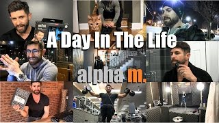 A Day In The Life Of Alpha M. | 24 Hours With Aaron Marino