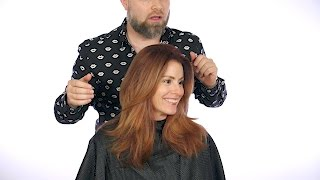 getlinkyoutube.com-The Sexiest Layered Haircut - TheSalonGuy