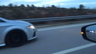 getlinkyoutube.com-Type R vs Polo GTI vs Leon Cupra