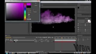 getlinkyoutube.com-Adobe After Effects Tutorial : Smoke Intro