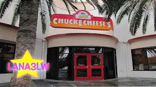 Best Popular Kids Game Fun at Chuck E Cheeses with Lana3LW: Part 1 of 3 - Lana3LW
