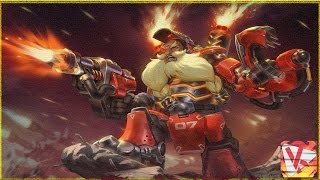 """getlinkyoutube.com-"""" Toxic """" Overwatch Players in Ranked: I am The Attack Torbjorn Meme"""