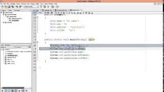 getlinkyoutube.com-[Java cơ bản] Class và Object trong Java