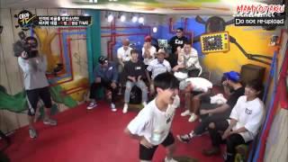 getlinkyoutube.com-[THAISUB] 150629 Yaman TV - BTS J-Hope Girl group dance CUT