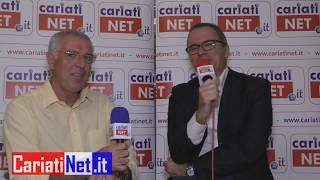Intervista Antonio Arcuri - ASSESSORE ATTIVITA' PRODUTTIVE