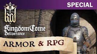 Kingdom Come: Deliverance - Armor & RPG System