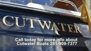 getlinkyoutube.com-The Cutwater 28 - an Ocean going SUV!