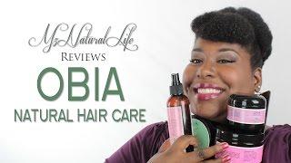 getlinkyoutube.com-MzNaturalLife Reviews OBIA Natural Haircare