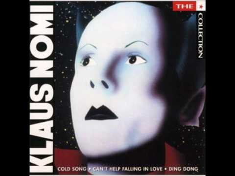 After The Fall En Español de Klaus Nomi Letra y Video