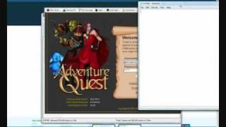 getlinkyoutube.com-Adventure Quest Hack ( Battle On Elite Hack)