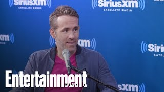 Ryan Reynolds On Blake Lively's Baked Goods Obsession | Entertainment Weekly