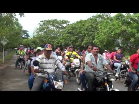 1  Dia de la virgen del carmen en Montelibano