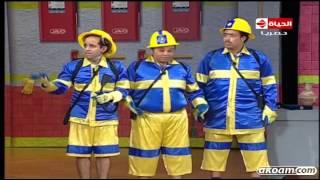 getlinkyoutube.com-Teatro Masr تياترو مصر الموسم الثالث )العرض التاسع : احنا بتوع المطافى