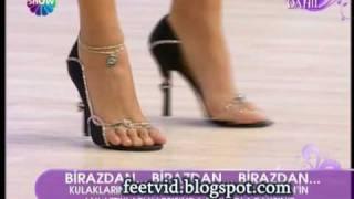 getlinkyoutube.com-cagla sikel AYAK Feet