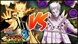 getlinkyoutube.com-[PC] NARUTO SHIPPUDEN: Ultimate Ninja STORM 3 FULL BURST | KCM Naruto VS Obito