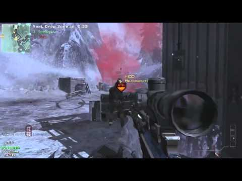 5 MAN HEADSHOT FEED! MW3