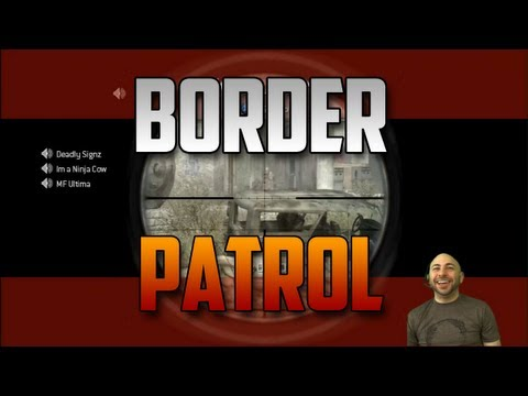 Border Patrol - Gas Station Is Closed