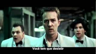 getlinkyoutube.com-Dust Brothers & Tyler Durden - This Is Your Life Legendado Traduzido Fight Club