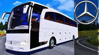 getlinkyoutube.com-Euro Truck Simulator 2 - Ônibus de Luxo