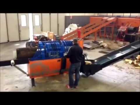 Despicator lemn de foc automat BALFOR Continental 450