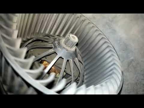 Ford Focus 2 скрипит печка пытаемся устранить навсегда