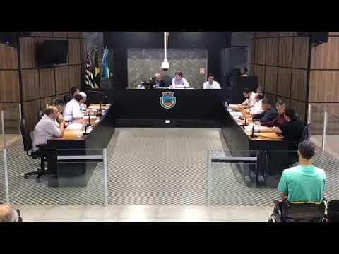 Sessão Ordinária do dia 03 de dezembro de 2018.