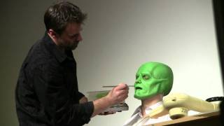 "getlinkyoutube.com-""The Mask ""make up -3"