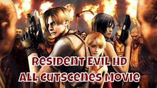 getlinkyoutube.com-☣Resident Evil 4 HD All Cutscenes Movie