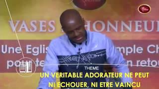 getlinkyoutube.com-Pasteur Yvan Castanou - Un veritable Adorateur ne peut ni échouer, ni être vaincu