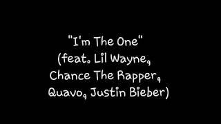 i am the one dj khaled justin bieber