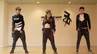 getlinkyoutube.com-G-DRAGON - R.O.D KPOP dance cover by Secciya (S.O.F)