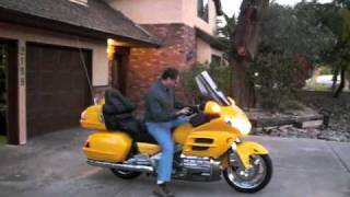 getlinkyoutube.com-Goldwing test drive