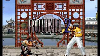 getlinkyoutube.com-King Of Fighter 2002 || Rugal Ralf Choi VS Yashiro Shermie Rugal ||