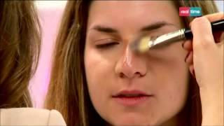 getlinkyoutube.com-come mimetizzare il naso importante - Clio Make up -  seconda stagione 2012-2013