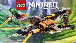 getlinkyoutube.com-레고 닌자고 스카이 샤크 70601 스카이 해적 제트 전투기 조립 리뷰 Lego Ninjago Sky Shark 2016 신제품