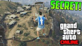 getlinkyoutube.com-EL ASALTO AL POBLADO SECRETO - Gameplay GTA V Online PS4 (Grand Theft Auto 5)