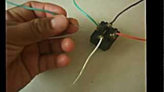 getlinkyoutube.com-Como Probar un Relay o Relevador de un automóvil.