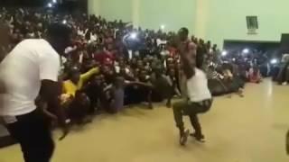 Ngoma ya Kni K ya roma imeleta  balaa.., harmo  rapper nae akanusha kuchukua   msichana wa mtu..