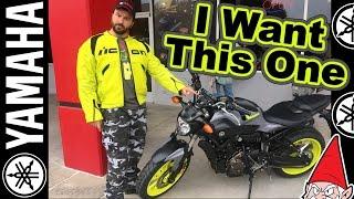 getlinkyoutube.com-Lets Get a New Motorcycle - Yamaha FZ-07 or MT-07