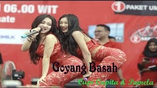Goyang Hot !!! Cupi Cupita feat Pamela Eks