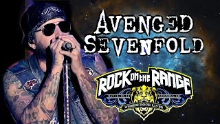 A7X   @ Rock On The Range Live 2018 (Better Quality)