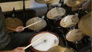 getlinkyoutube.com-Drums tuned using a tune-bot
