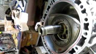 getlinkyoutube.com-Mazda rx-7, engine 13B, Rebuilding rotor engine, Final Stage