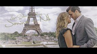 getlinkyoutube.com-Janina & Nik - LOVE STORY in Paris ::privido wedding::
